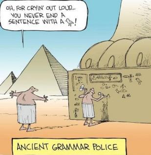 Blog - Grammar