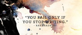 Blog - only fail if you stop
