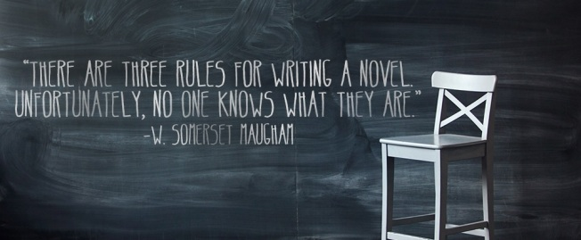 Blog - writing rules